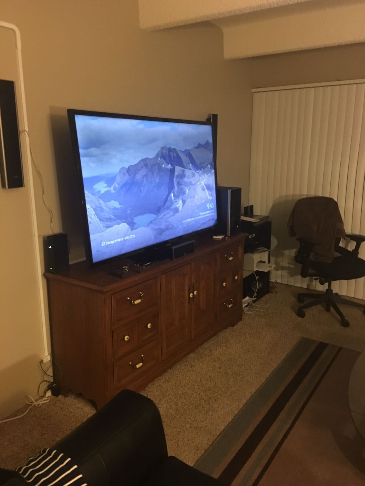 1 bedroom apartment to sub-lease till october in denver co