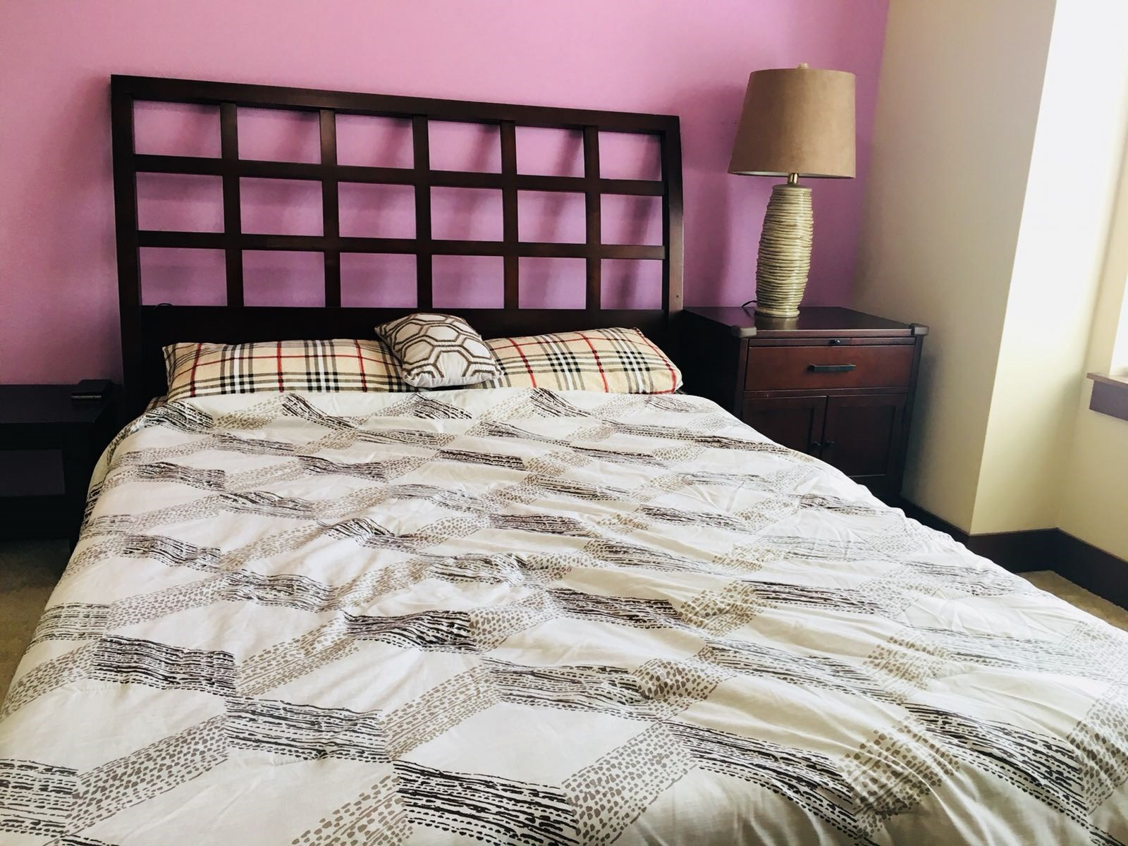 Fully Furnished Private Room(Bed, Tv, Dresser And Other Furniture) With