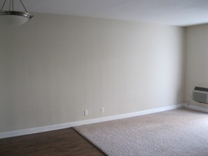 living room for rent.  Spacious Living Room For Rent In 1BHK Image 3 in Santa Clara CA 1006539