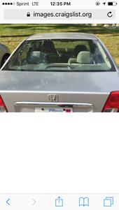 Honda Civic 2003 For