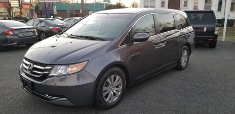 Used Honda Odyssey Cars For Sale In Us Canada Pre Owned Cars For