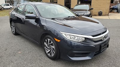 Best 7 Used Honda Civic Cars For Sale In New Jersey Area