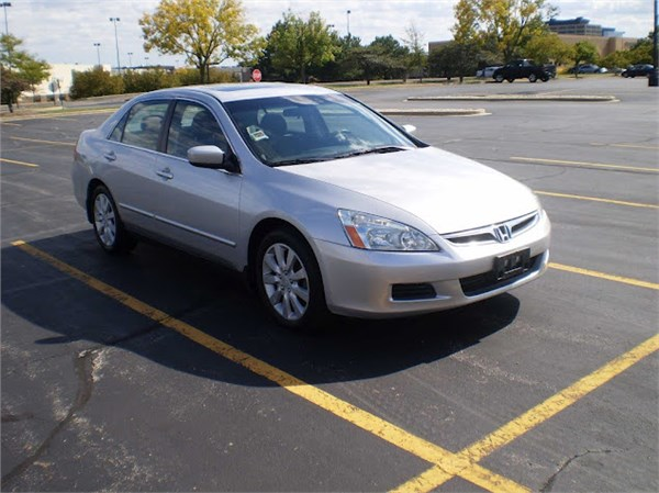 2006 Honda Accord Ex V6 Sedan 66 400 Miles 12900 Below Kbb Clean Car