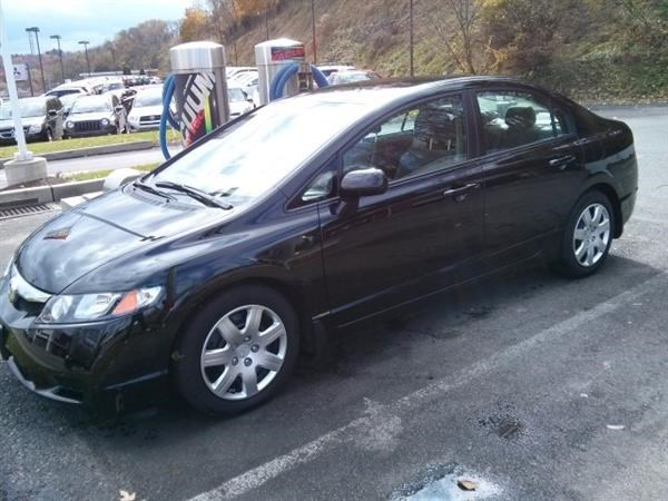 2010 Honda Civic Lx Sedan Kbb Value