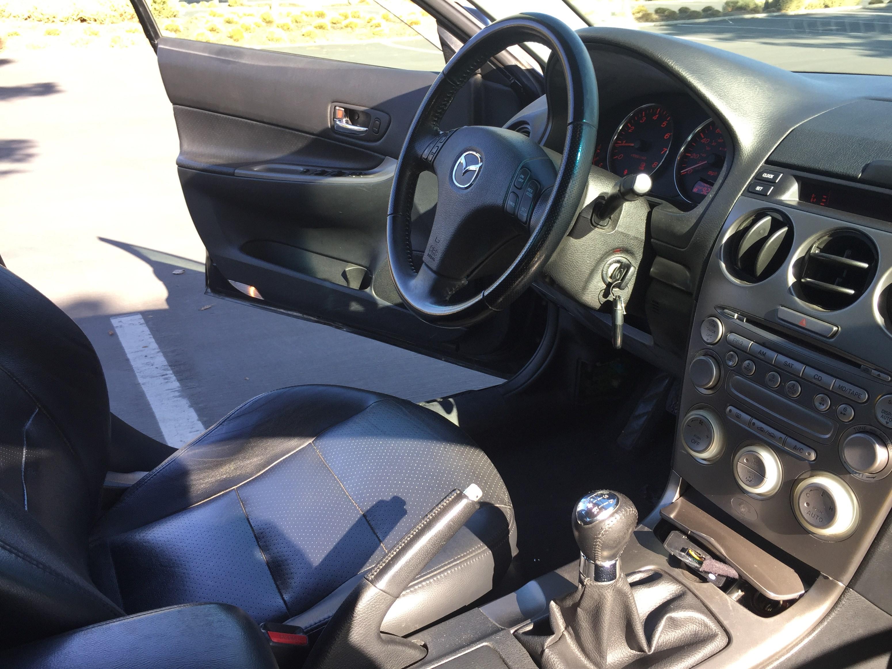 2005 mazda6 sport 3 0l v6 manual transmission used mazda mazda6 rh cars sulekha com 2005 Mazda 5 2005 Mazda 6 Starter Wire