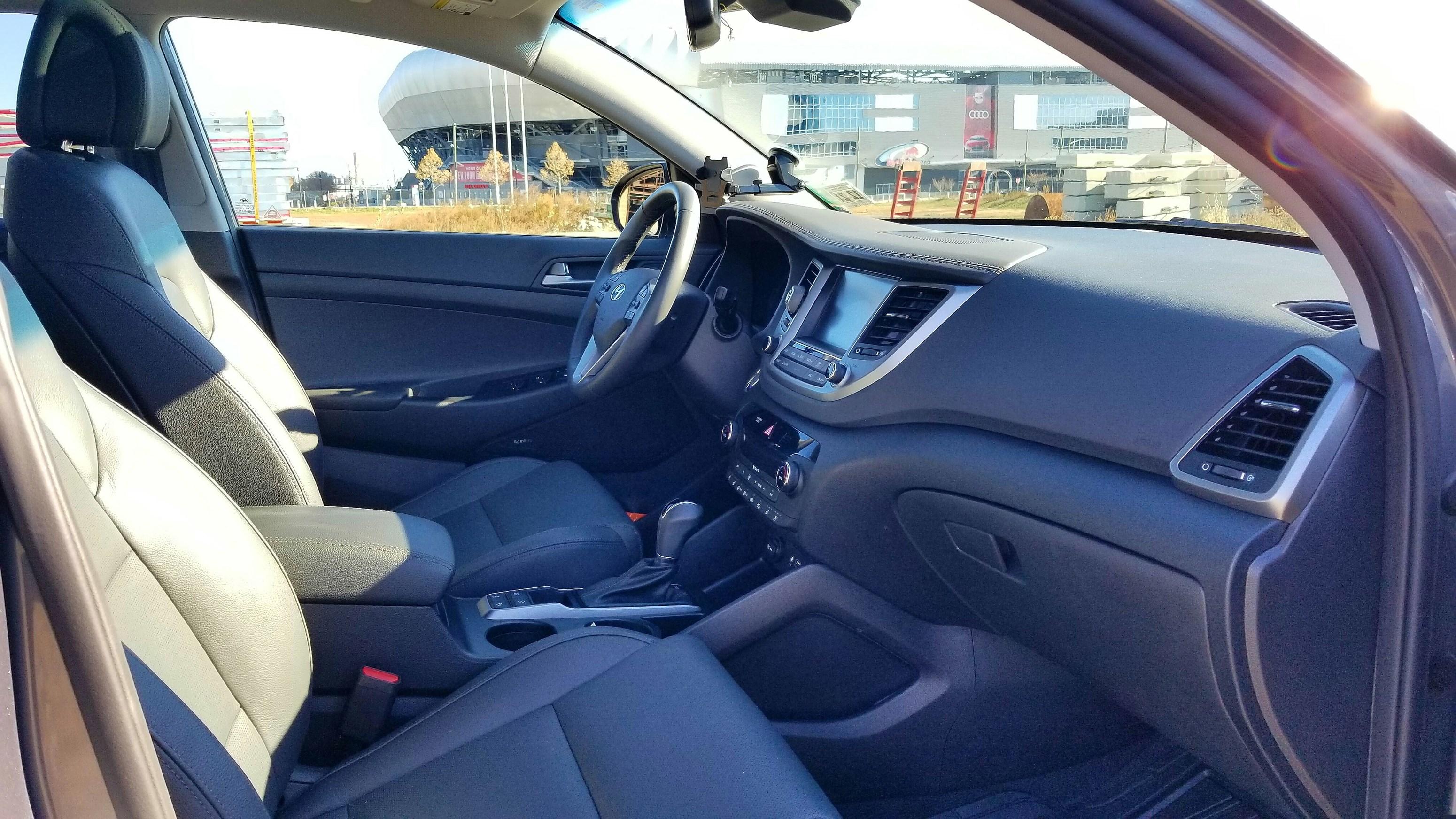 Hyundai Tucson 2017 Limited Edition Used Hyundai Tucson Cars in