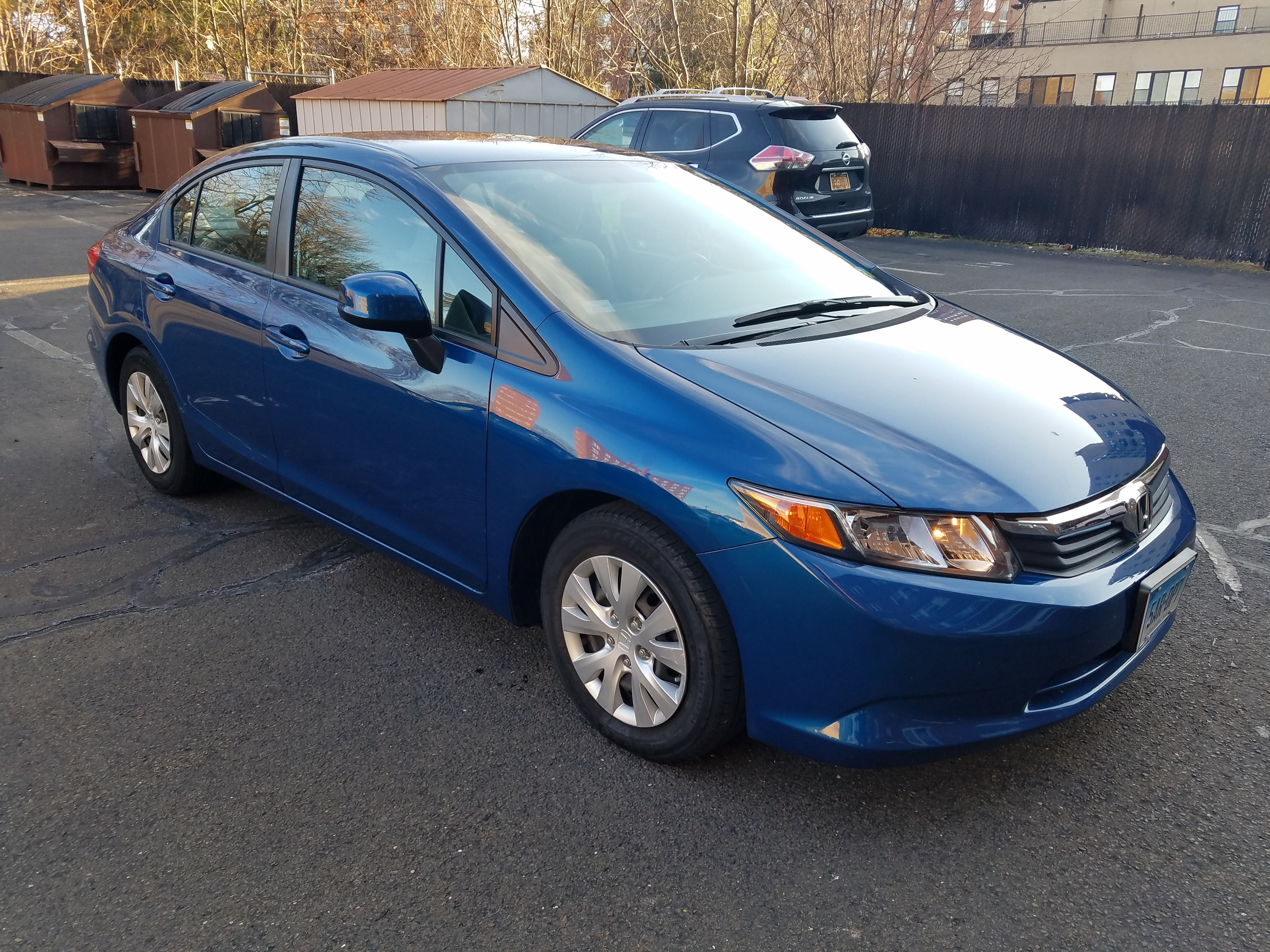 2012 Honda Civic LX Sedan For Sale Used Honda Civic Cars in