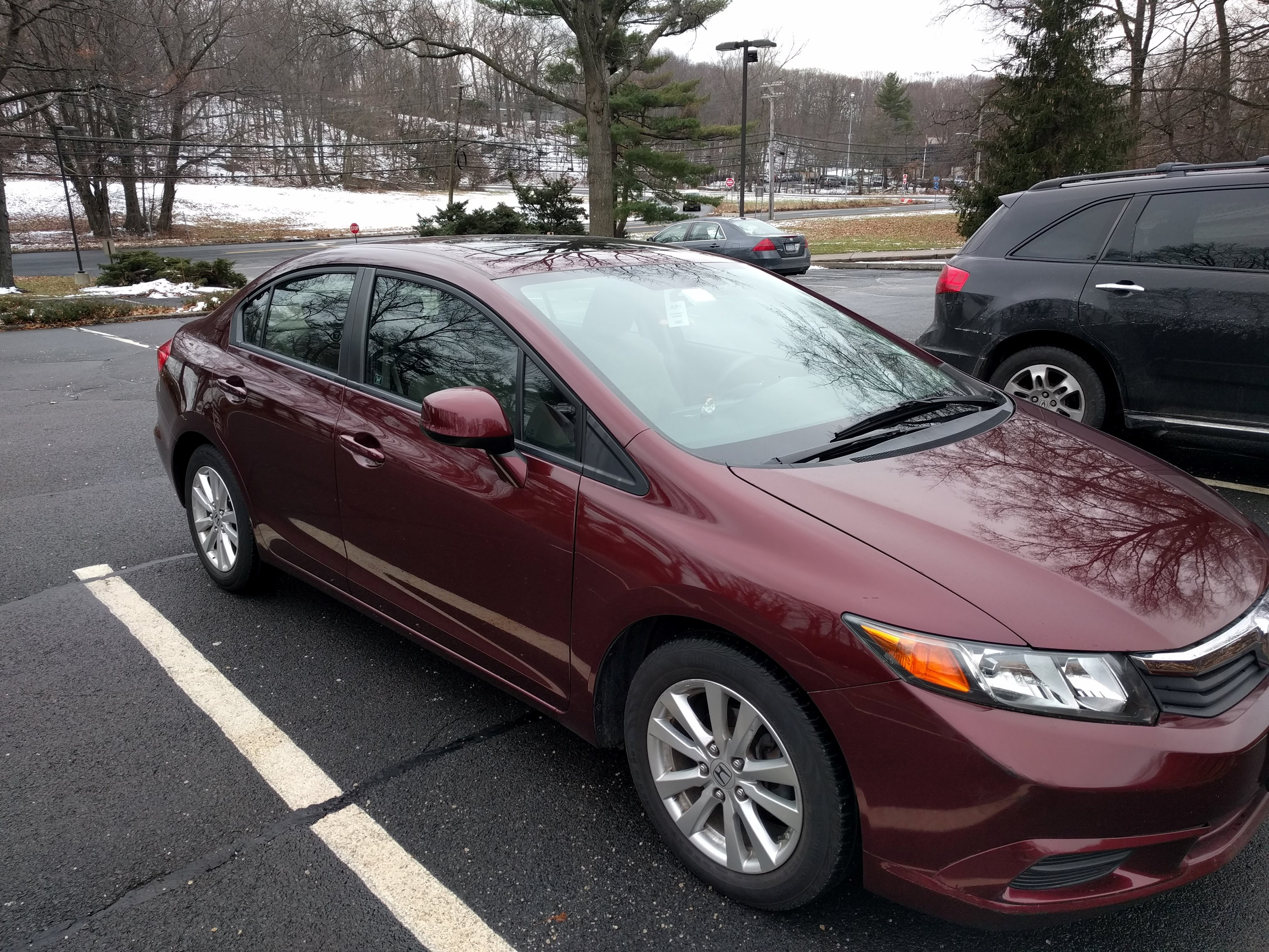 2012 Honda Civic EX For SALE Excellent Condition Used Honda Civic