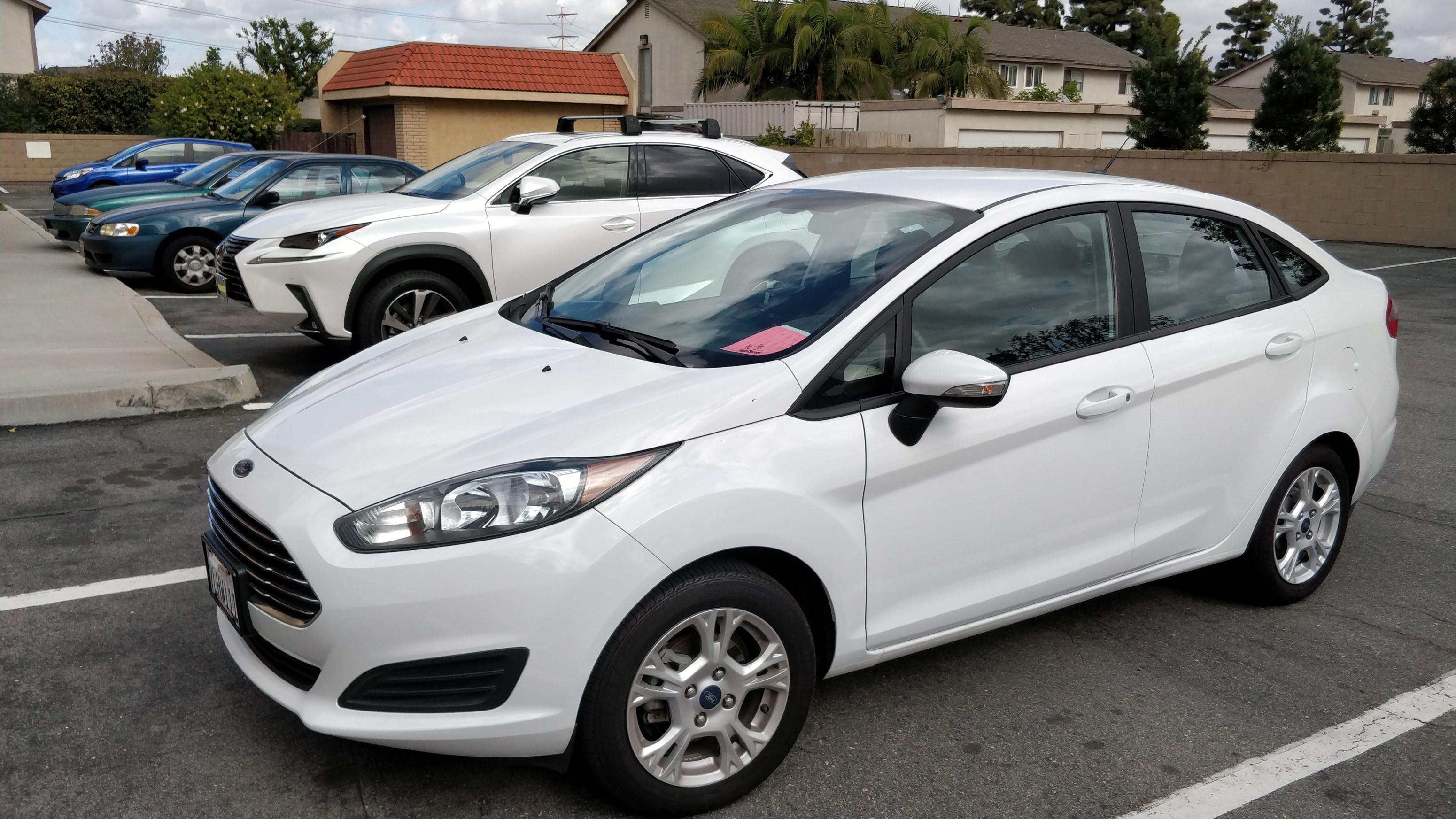chevrolet fiesta vs ford sonic