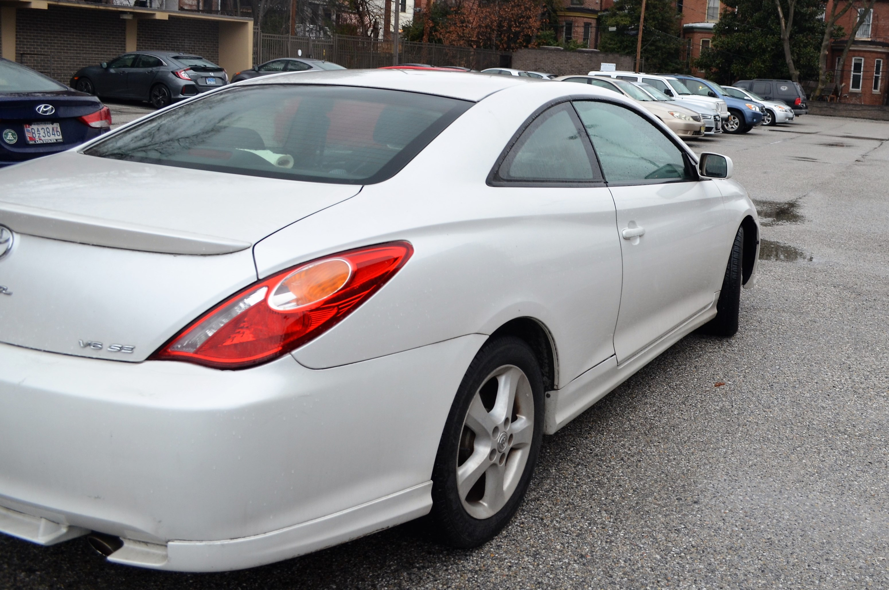 2004 toyota solara excellent condition used toyota camry. Black Bedroom Furniture Sets. Home Design Ideas