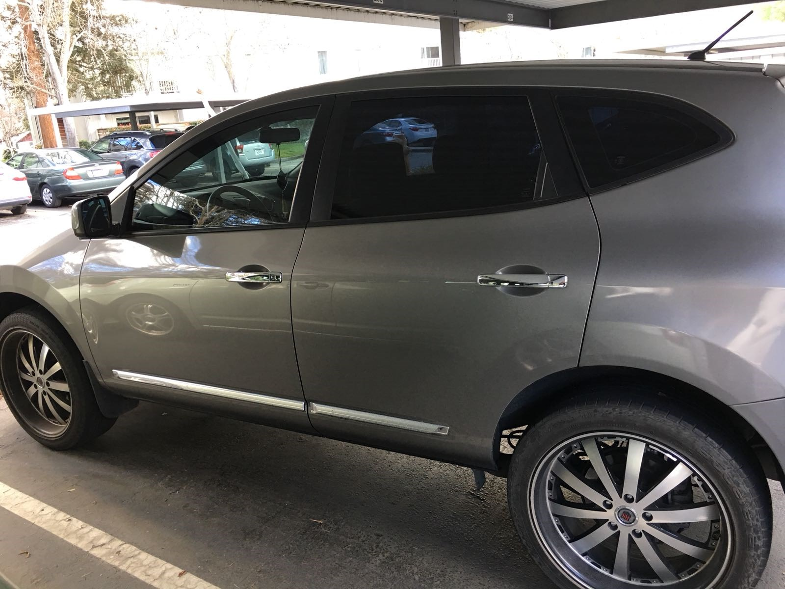 2014 Nissan Rogue Excellent Condition (priced At KBB Good Value ...