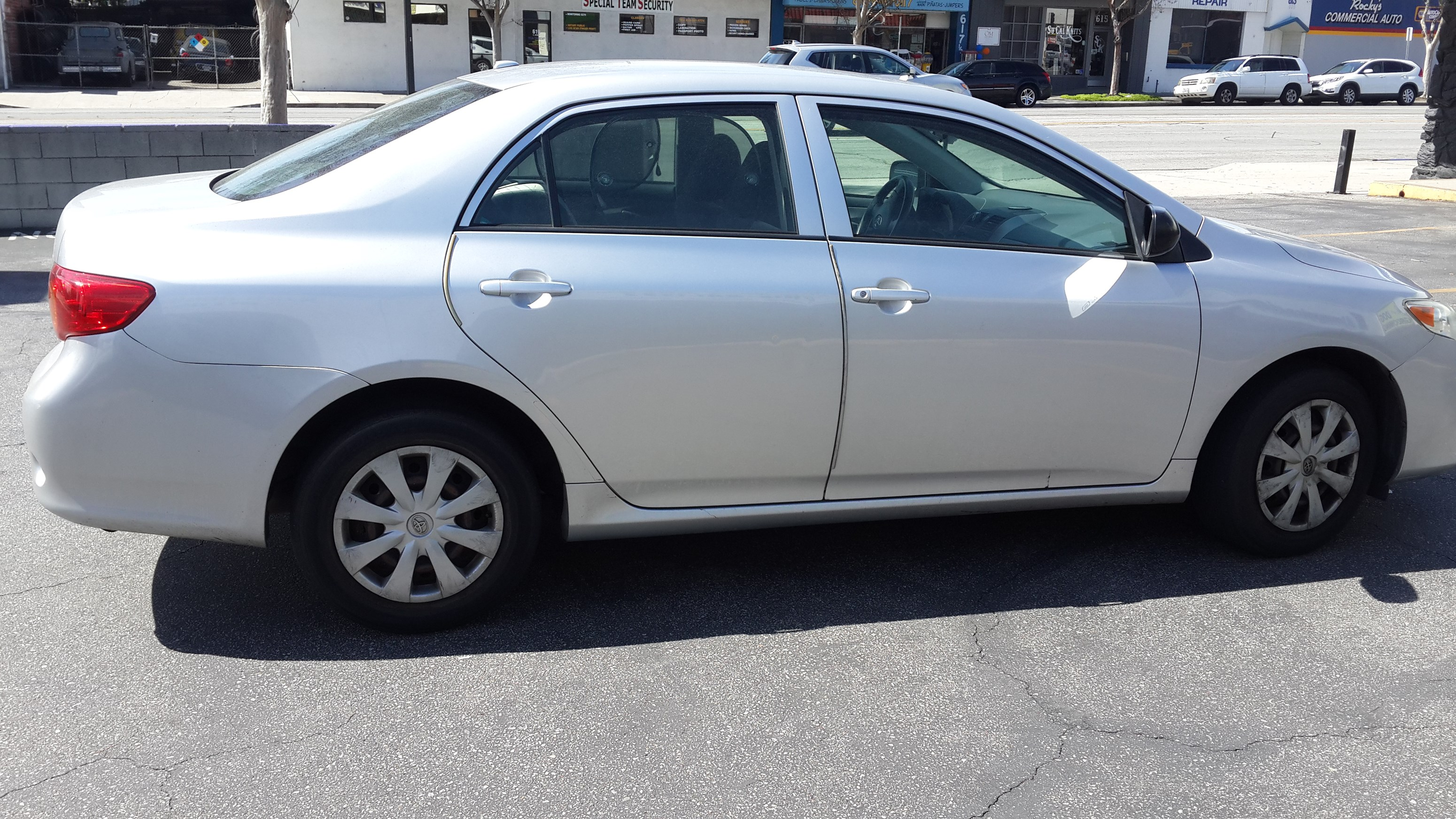 Toyota Corolla 2009 Sale By Owner Excellent Condition/ Used Toyota ...