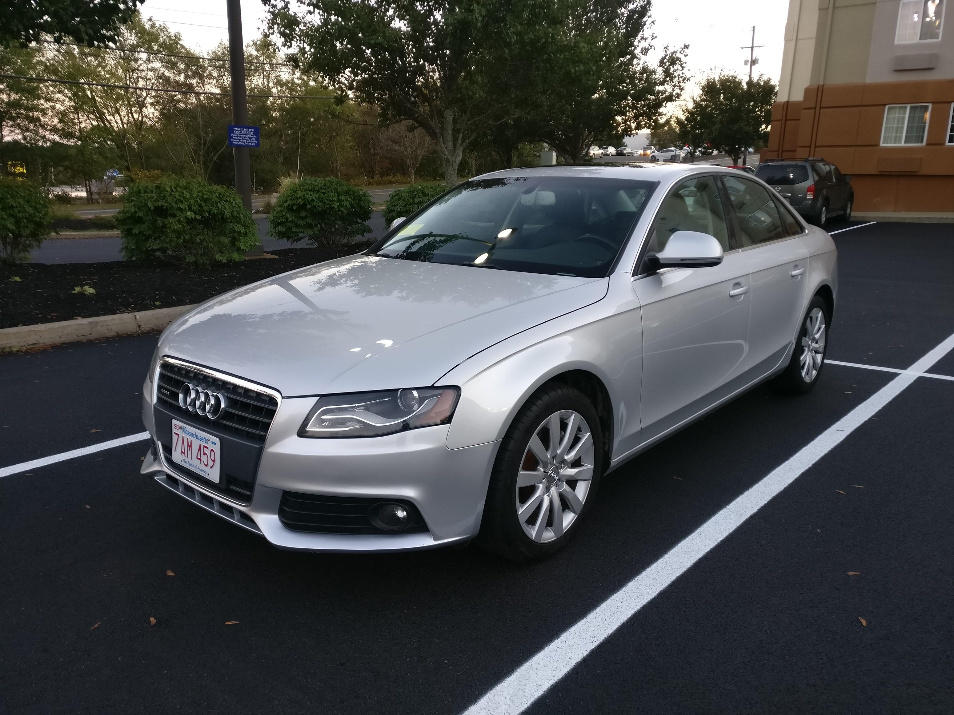 2009 Audi A4 2.0T Premium Plus 67K Miles Excellent Condition $10499 ...