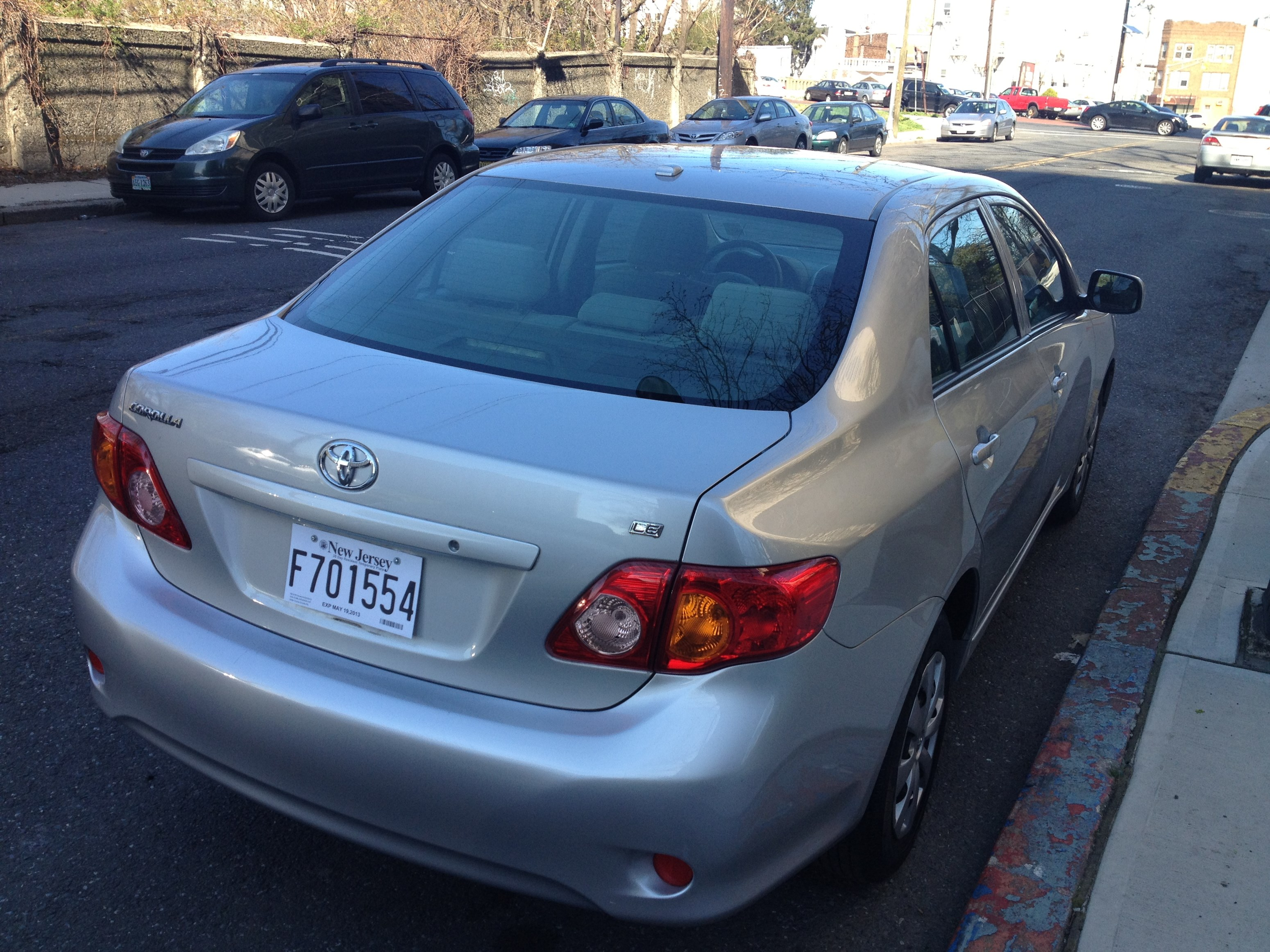 For Sale By Owner - Toyota Corolla 2009 LE/ Used Toyota Corolla Cars ...