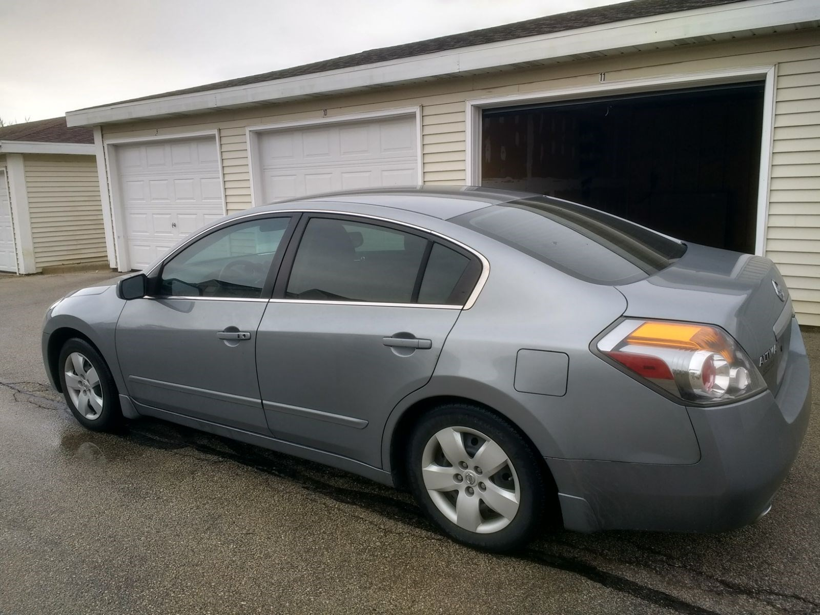 2007 Nissan Altima 2 5S Good Condition Used Nissan Altima Cars in