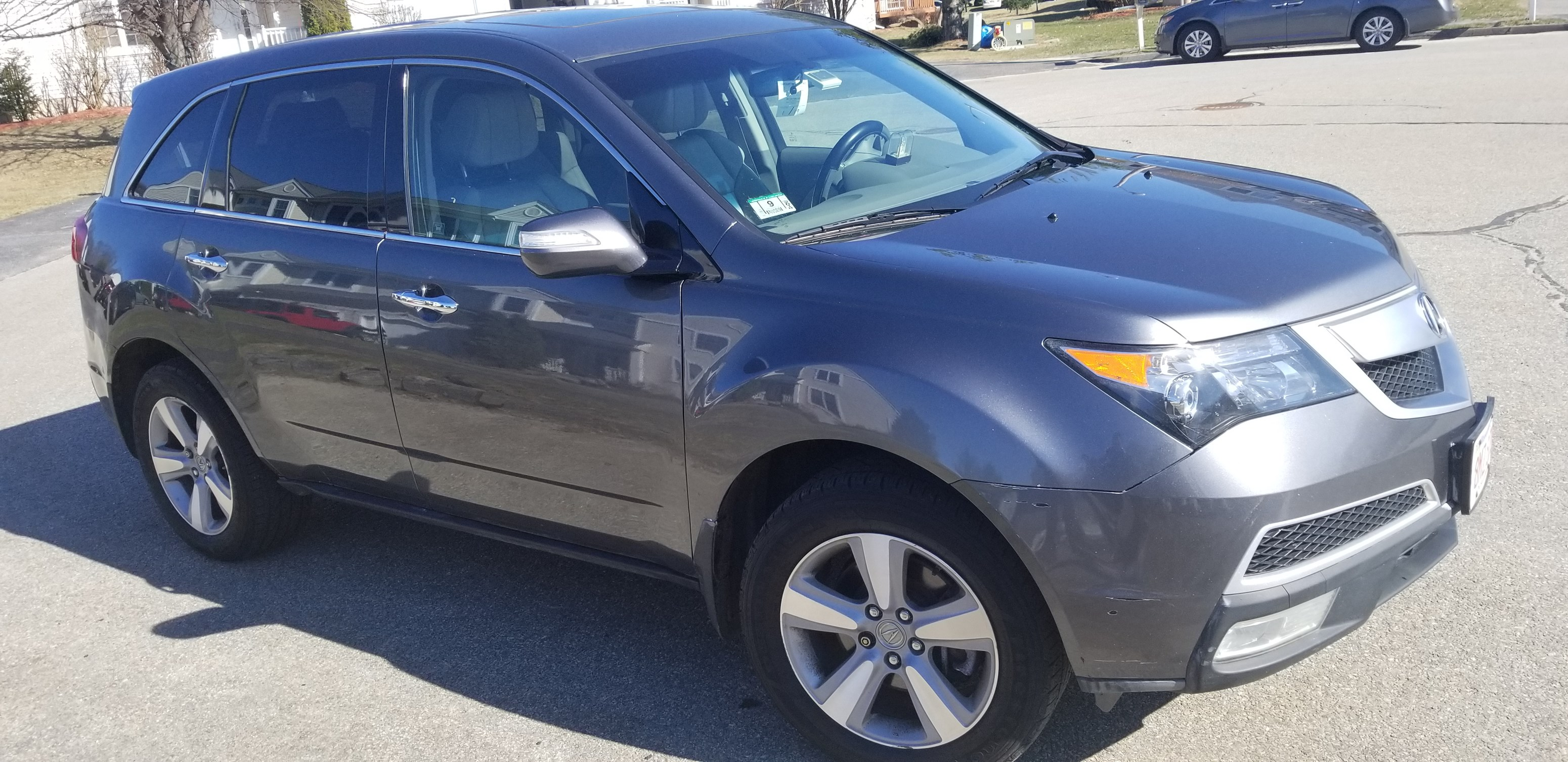 used owner shrewsbury acura on mdx cars in usautomobile ct for by sale ma
