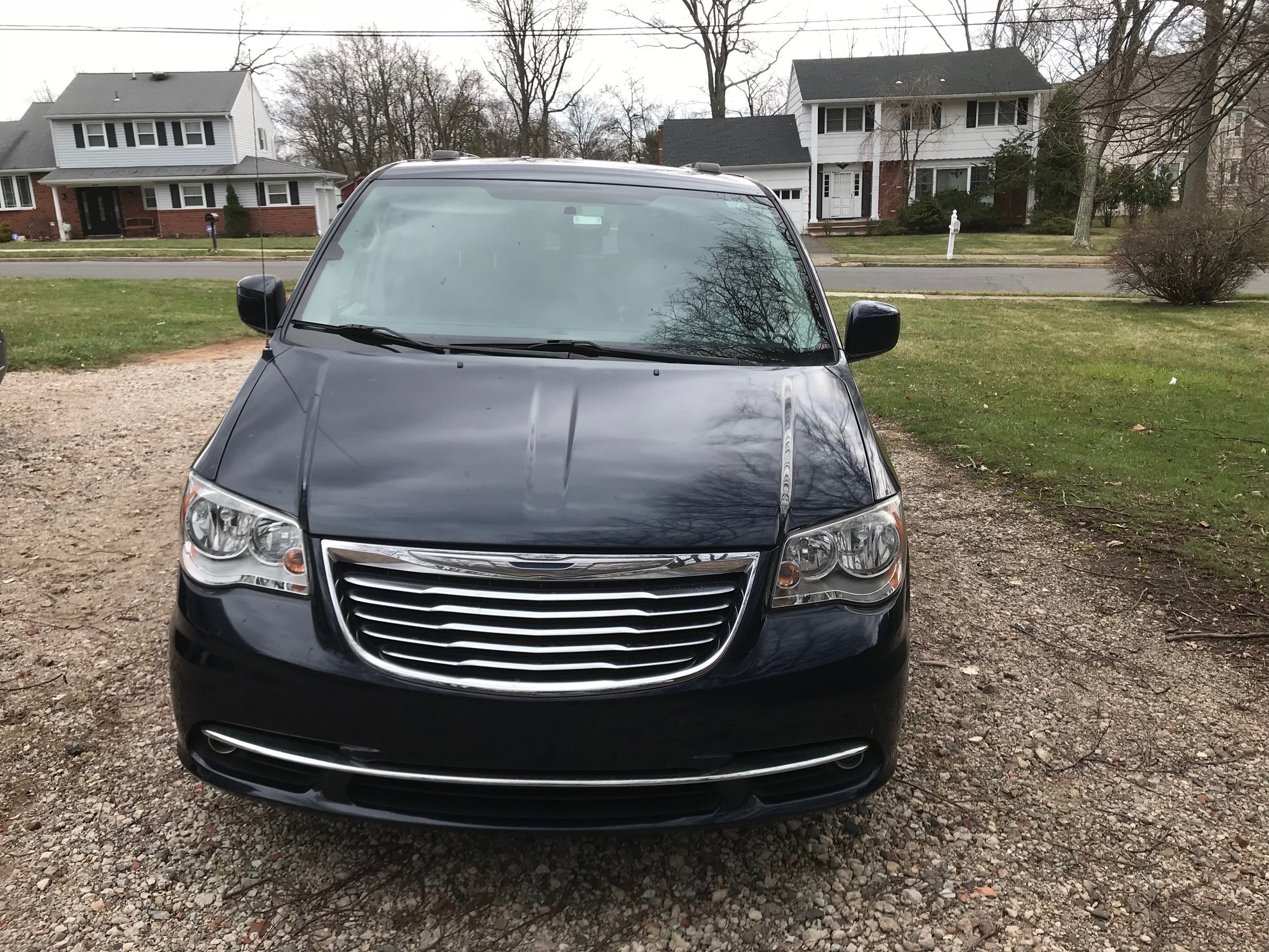 2012 Chrysler Town & Country For Sales Excellent Condition