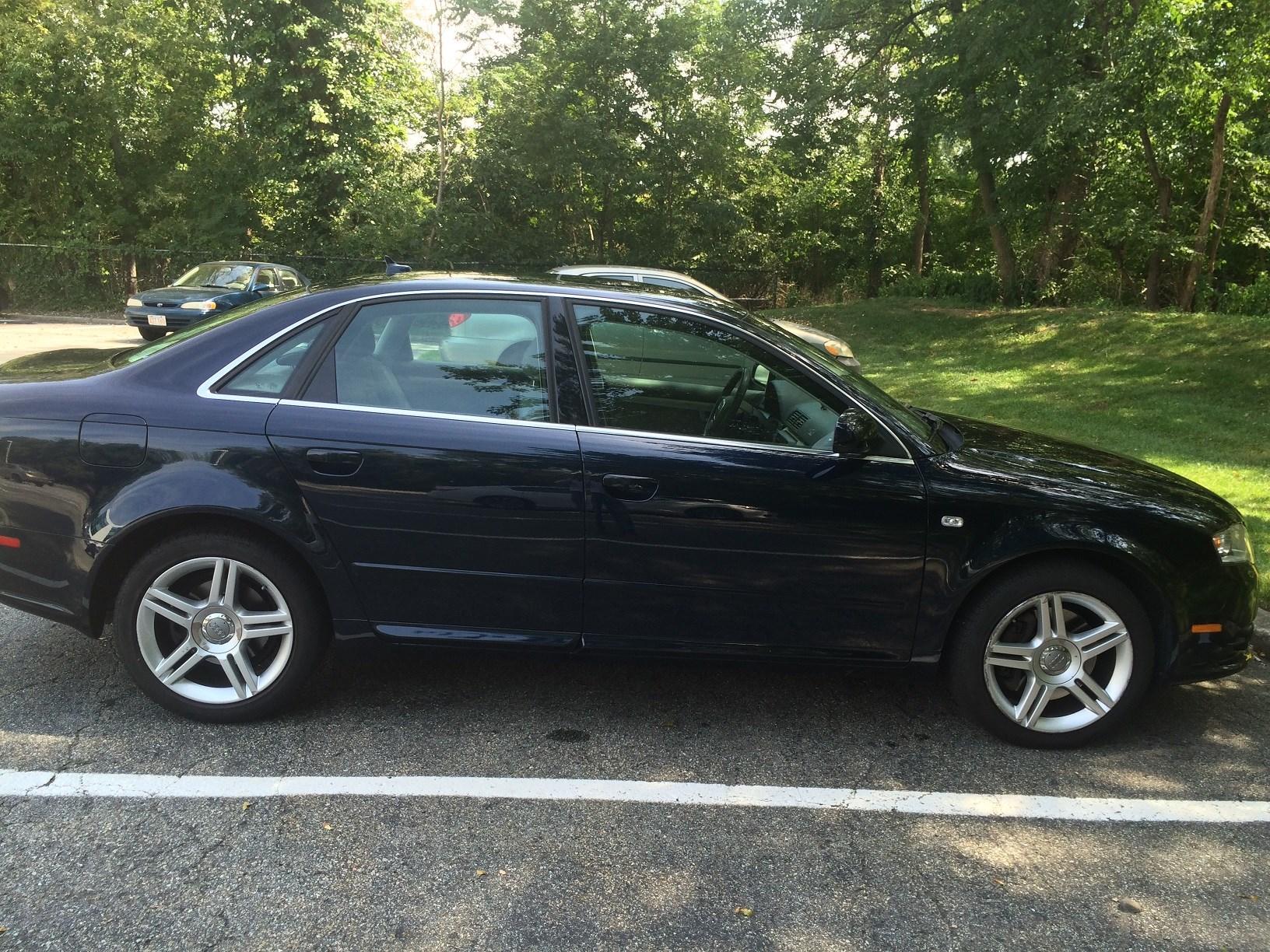 2008 Audi A4 S line 2 0T AWD Quattro For Sale Mint Condition