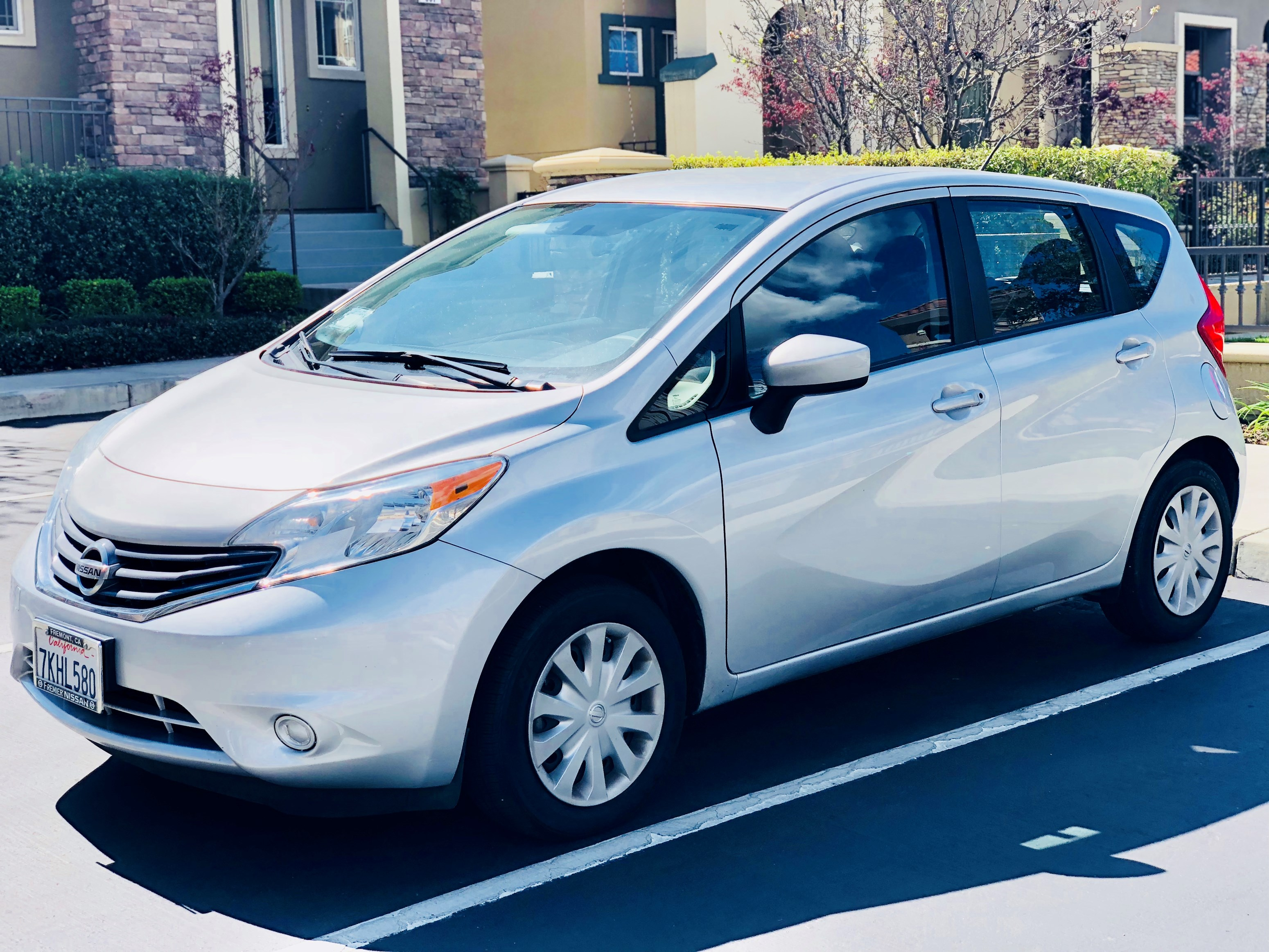 2015 Nissan Versa Note SV For Sale Miles $8200 Used Nissan