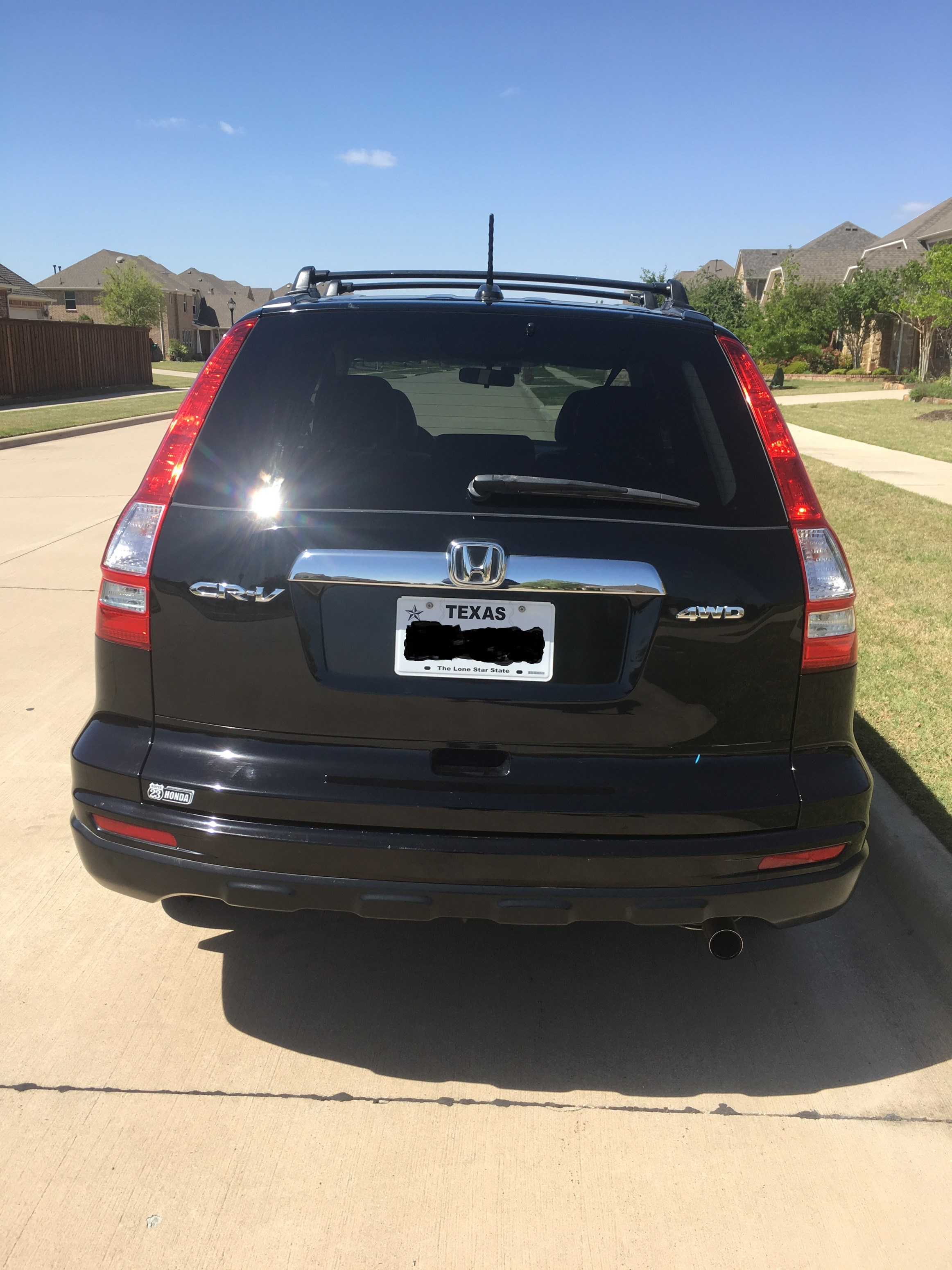 2010 HONDA CR V EX L Used Honda CR V Cars in Frisco AD