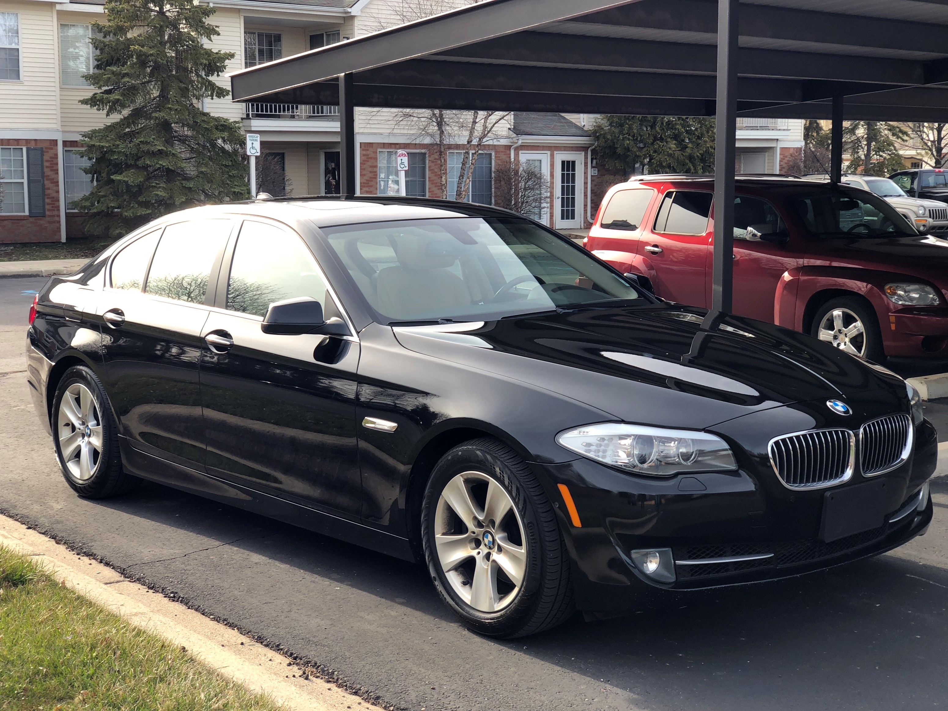 BMW 528i Excellent Condition Certified Pre Owned Used BMW 5 Series