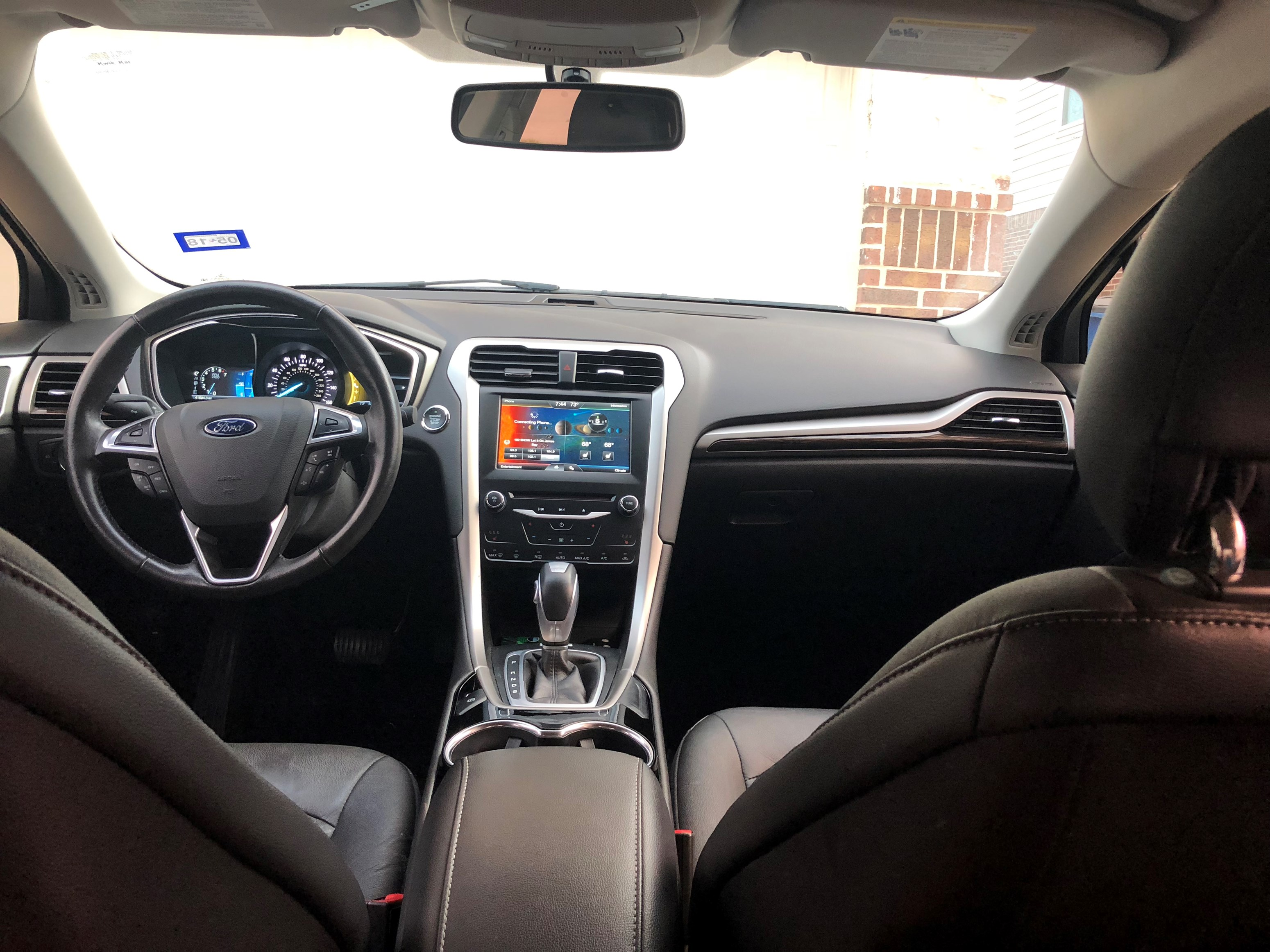 2014 Ford Fusion Ecoboost $ Used Ford Fusion Cars in Little