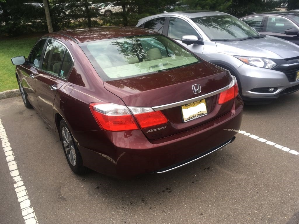 2014 Honda Accord Sedan LX For Sale