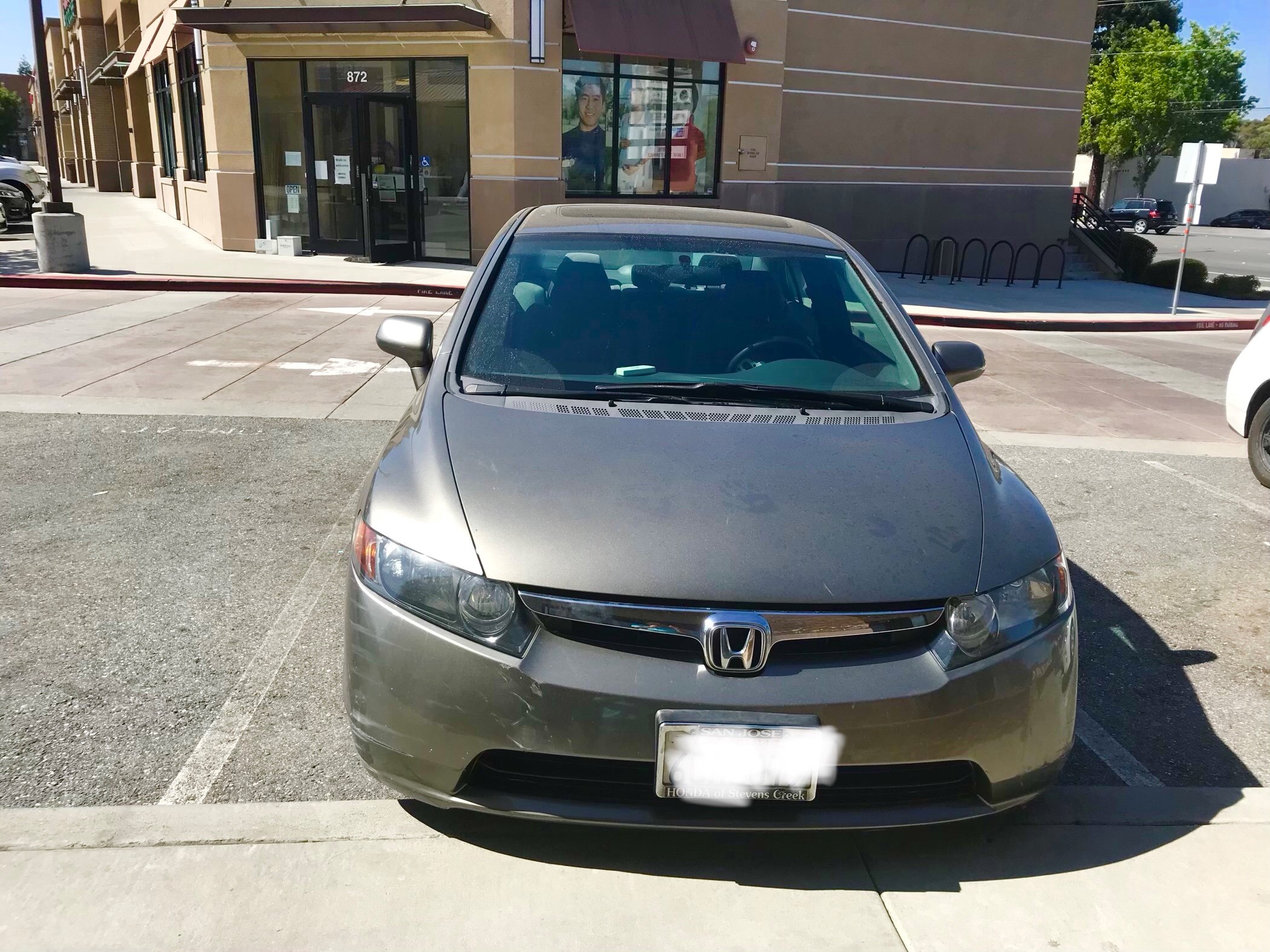 2008 Honda Civic EX Single Owner Pristine Condition Low Milage