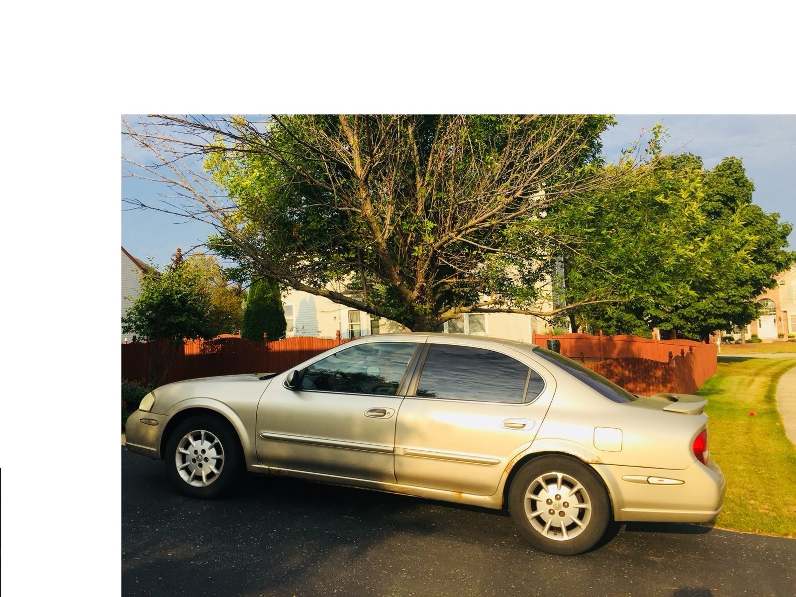 2000 Nissan Maxima GLE V6 For Sale/ Used Nissan Maxima Cars in ...
