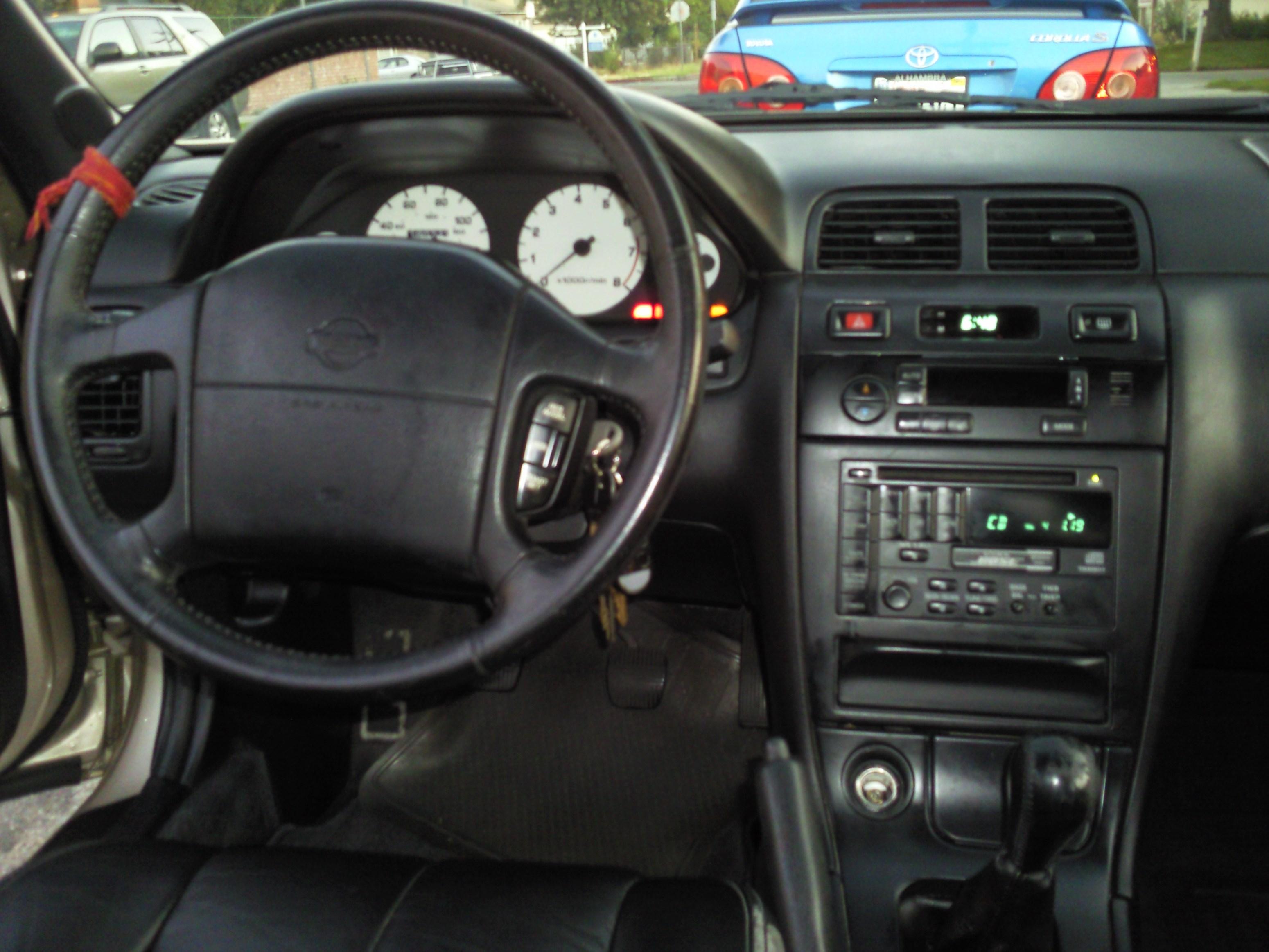1999 Nissan Sentra Manual Transmission - Data Wiring Diagrams •