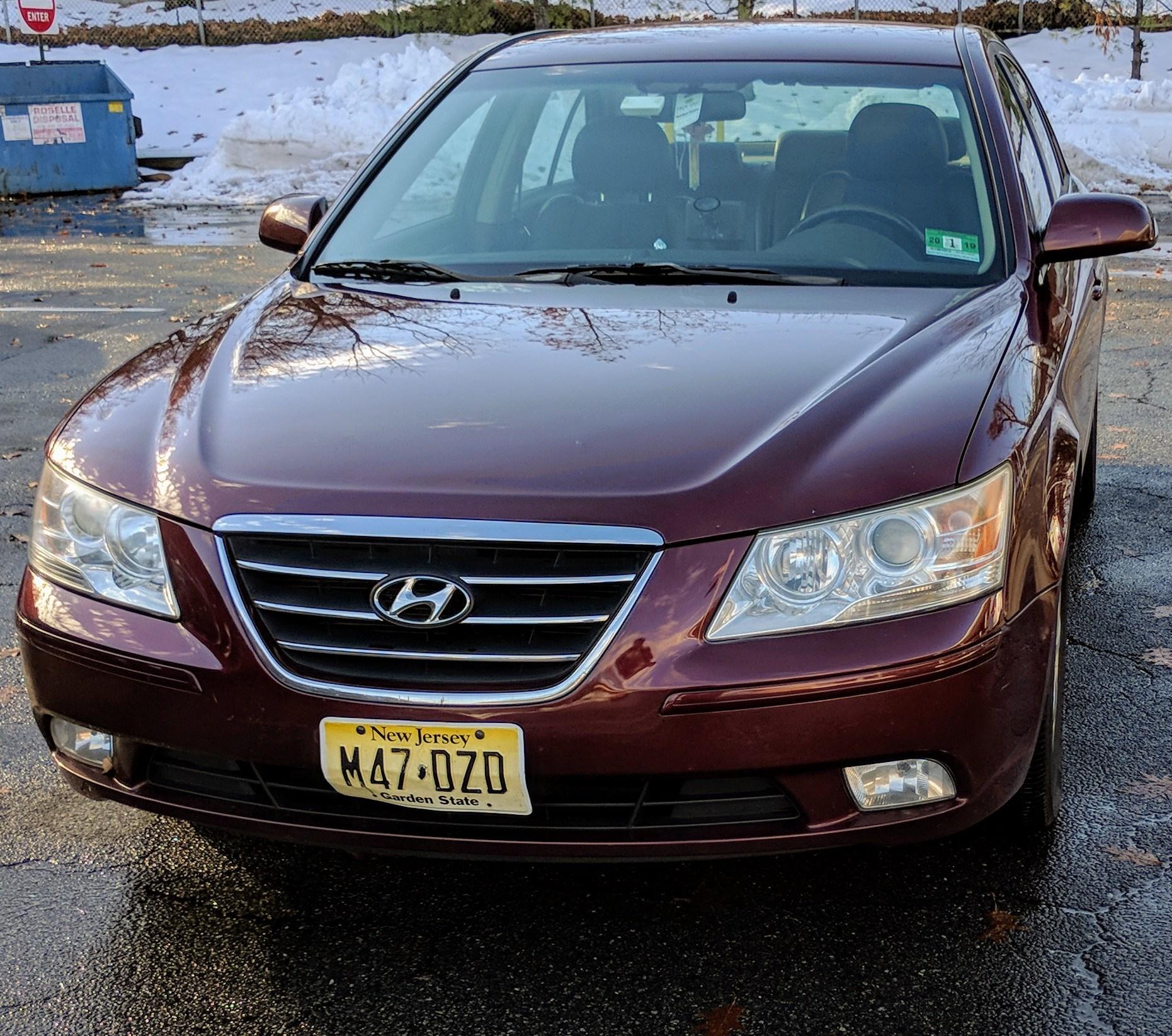 2010 Hyundai Sonata V6 Limited 100800 Miles Excellent Condition