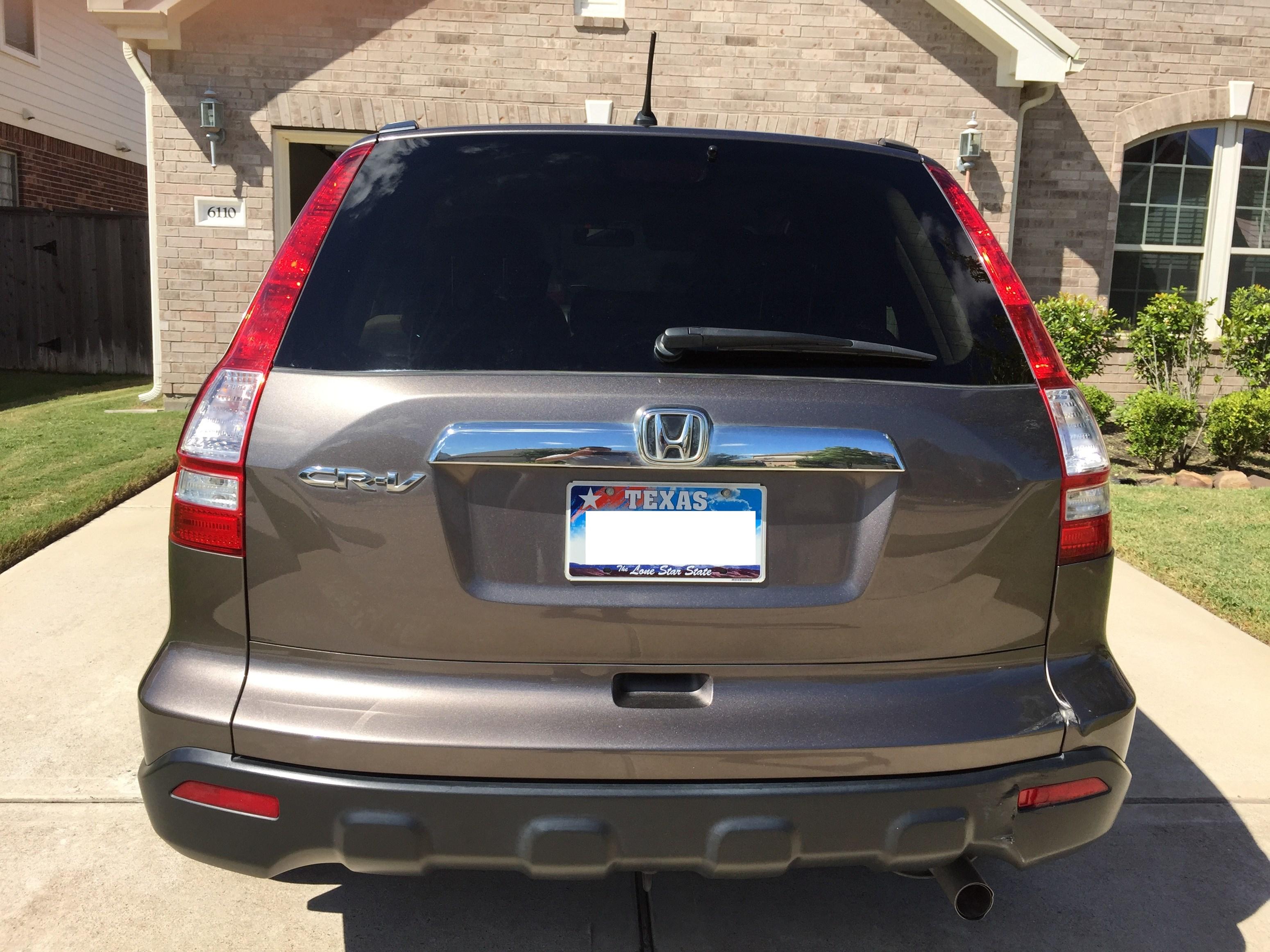Honda CRV 2009, Used Honda CR-V Cars in Katy - AD 1159669