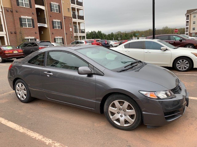2010 Honda Civic Excellent Condition New Tires Battery