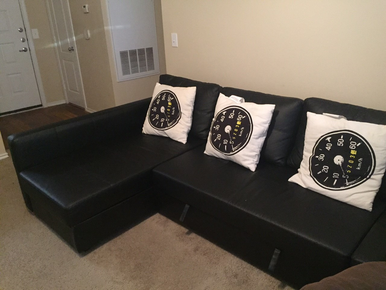 Sell Furniture And Home Decor  Sofa cum bed. Buy Sell Online Used Furniture And Home Decor Dallas Fortworth